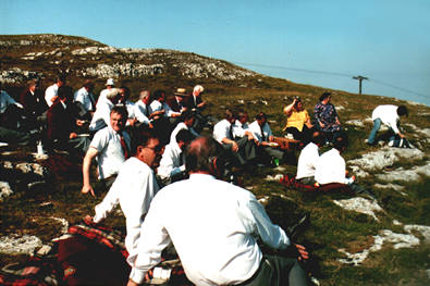 Picnic at the Great Orme