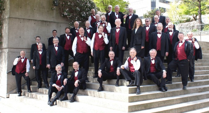 The Vancouver Orpheus Male Choir