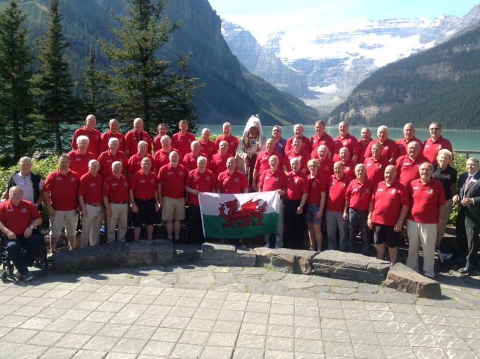 The Choir at Lake Louise. Picture courtesy of Banff Photography