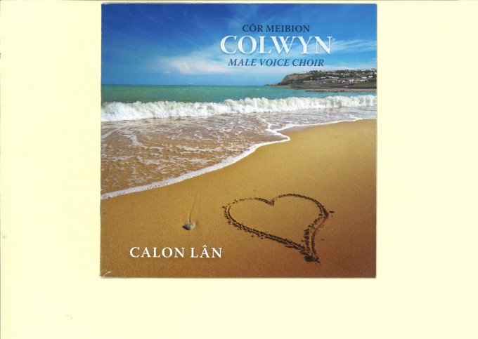 Calon Lan our new CD